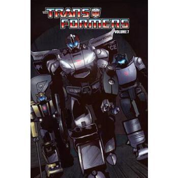 【预订】Transformers Volume 6: Chaos: Police Action 预订商品,需要1-3个月发货,非质量问题不接受退换货。