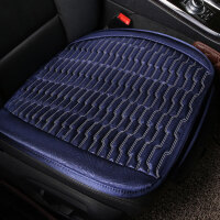 汽车坐垫单片无靠背三件套荞麦单个后排车垫子防滑四季通用车座垫