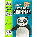 正版现货 英国小学英语语法练习册8-9岁 英文原版小学教材 Let's Do Grammar 进口书籍 全英文版书