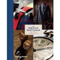 英文服装书籍 The Parisian Gentleman 巴黎绅士 定制西装 巴黎男士手工皮鞋型录画册