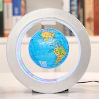 家居装饰品创意摆件磁悬浮地球仪悬空摆设发光自转办公室客厅酒柜