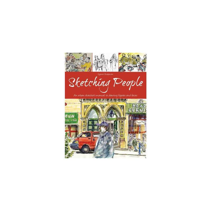 【预订】Sketching People: An Urban Sketcher S Manual to Drawing Figures and Faces 预订商品,需要1-3个月发货,非质量问题不接受退换货。