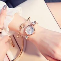 女士手表ins�L��s�赓|手表女�W生防水���小巧