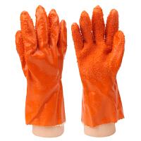 劳保耐油手套 耐油耐磨pvc 防水防滑 乳胶防化浸塑 工作防护