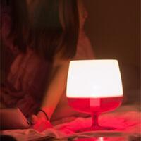 红酒杯台灯 创意台灯 小夜灯