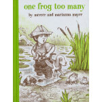 Boy, Dog, Frog: One Frog Too Many 青蛙一只就够了 ISBN9780803728851