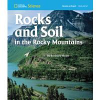 美国国家地理学习小专家阅读系列 Rocks and Soil in the Rocky Mountains 落基山脉的岩