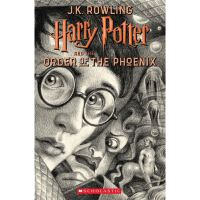 Harry Potter and the Order of the Phoenix 哈利波特与凤凰社 哈利波特5