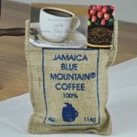 Wallenford蓝山原装牙买加进口蓝山咖啡豆114g麻袋装