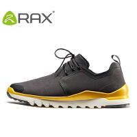 RAX春夏透气户外鞋 男女徒步鞋 速干徒步鞋情侣登山男鞋防滑5C348