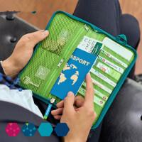 出差旅行证件包护照夹零钱包卡包 男女手包多色