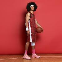 【361度限时折上5折 叠加100减15】【这就是灌篮】361男运动服篮球套装2019秋季新款球服篮球队服装