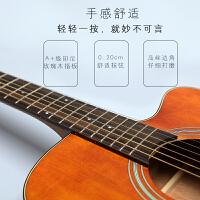 初学者学生女单板电箱民谣木吉他41寸40寸男入门练习吉它乐器