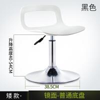 升降吧台椅 时尚靠背酒吧椅子 前台收银高脚凳子简约吧椅欧式吧凳