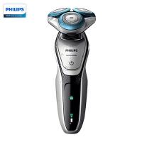 飞利浦(PHILIPS) 电动剃须刀 S6011/05 三刀头干湿双剃全身水洗快充1小时进口刀头