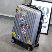 行李箱男万向轮旅行箱女密码箱24学生拉杆箱包26韩版20皮箱子28寸