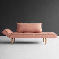 单人沙发床书房办公休闲沙发午休床zeal 1.8米-2米