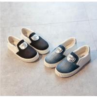 秋季儿童休闲运动鞋儿童单鞋男童跑步鞋透气女童学生鞋