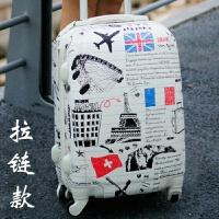 行李箱铝框24寸外交旅行箱万向轮26复古官22皮箱子男女20拉杆箱28