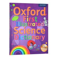 牛津儿童图解科学词汇词典英文原版书 Oxford First Illustrated Science Dictiona