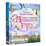 【中商原版】安徒生童话12个故事合集 英文版Usborne Illustrated Hans Christian An