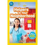 National Geographic Kids Readers: Helpers in Your Neighborh