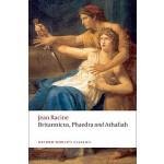 【预订】Britannicus, Phaedra, Athaliah