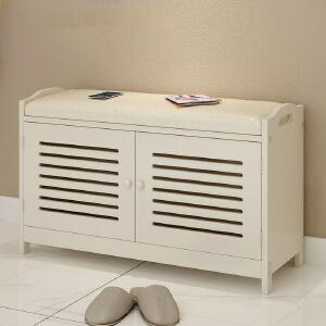 鞋柜 多层简易家用经济型省空间防尘鞋架多功能现代简约玄关大容量置物架门厅收纳柜
