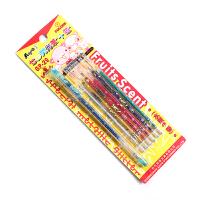 AOPO奥博文具 GP-29 7色闪光笔 闪光笔芯 水果味 七色套装 荧光粉彩笔荧光笔