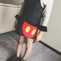 韩版儿童斜挎包笑脸包宝宝外出轻便小包包零钱包男女童单肩包潮包