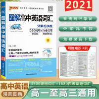 高中知识大全图解英语词汇(通用版)2022版