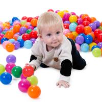 五彩球宝宝儿童玩具 帐篷玩具波波海洋球波波