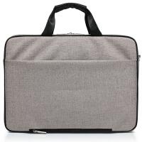 时尚新款电脑包防震手提包15寸17寸防水商务单肩笔记本包