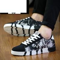 春季青少年板鞋10初中学生男鞋子大童11休闲运动鞋15岁男孩12潮
