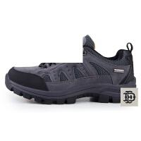 男女情侣鞋户外鞋防滑徒步鞋新款耐磨防滑登山鞋爬山鞋越野跑鞋休闲鞋子