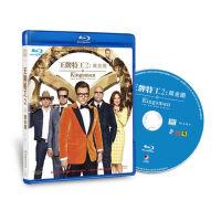 正版高清蓝光电影 王牌特工2黄金圈BD50光盘碟片1080p英语