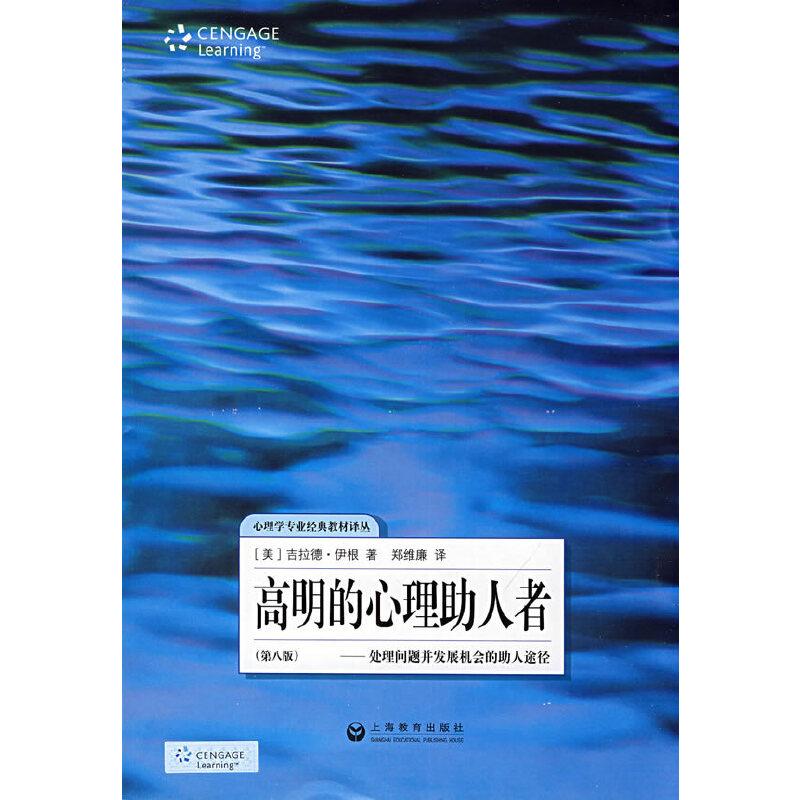 高明的心理助人者――处理问题和发展机会的助人途径(第八版)