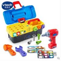 VTech伟易达互动学习工具箱 宝宝工具箱玩具 过家家仿真工具