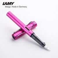 德国LAMY凌美EF尖/F尖/M尖 AL-Star 恒星 咖啡色 限量版 钢笔/墨水笔 学生练字钢笔 礼品笔 秘密花园 商务礼品 办公用品笔 色彩丰富,颜色亮丽,不仅是可以作为书写工具,同样是很好的装饰品。