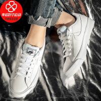 NIKE耐克板鞋女鞋秋季新款�\�有�低�托蓍e鞋小白鞋AO2810-102