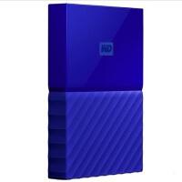 【当当正品店】西部数据(WD)移动硬盘 1T My Passport 移动硬盘 1TB 2.5英寸 贵族蓝 移动硬盘1