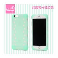 【全国包邮】8thdays 苹果6plus手机壳硅胶iPhone6Splus防摔奢华女款