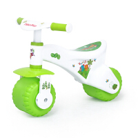【当当自营】费雪FisherPrice婴儿学步车防侧翻滑行车1至3岁童车多功能踏行车 80112(绿色)