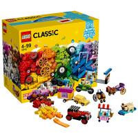 【当当自营】LEGO乐高积木经典创意Classic系列10715 乐高多轮创意拼砌篮