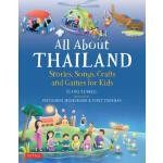 【预订】All about Thailand: Stories, Songs, Crafts and Games fo