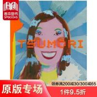 包邮Tsumori Chisato,津森千里服装品牌 三宅一生徒弟 服装作品集 英文原版