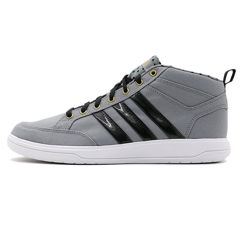 阿迪达斯Adidas B74385男鞋运动鞋 网球鞋休闲鞋网面透气防滑板鞋 轻便 透气
