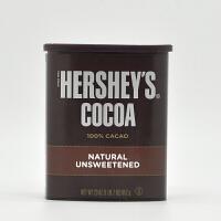 美国原装进口HERSHEY'S好时纯可可粉 巧克力粉652g大罐 包邮