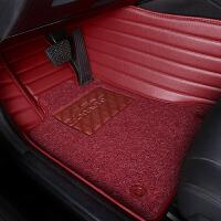 汽车脚垫全包围奥迪A4LA6LA3奥迪Q5Q3易清洗仿羊绒丝圈专用脚垫