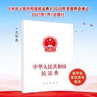 中华人民共和国民法典(大字本)人民出版社 2020年审定通过 民法典 新华社授权版本 物权编 合同编 人格权编 婚姻家